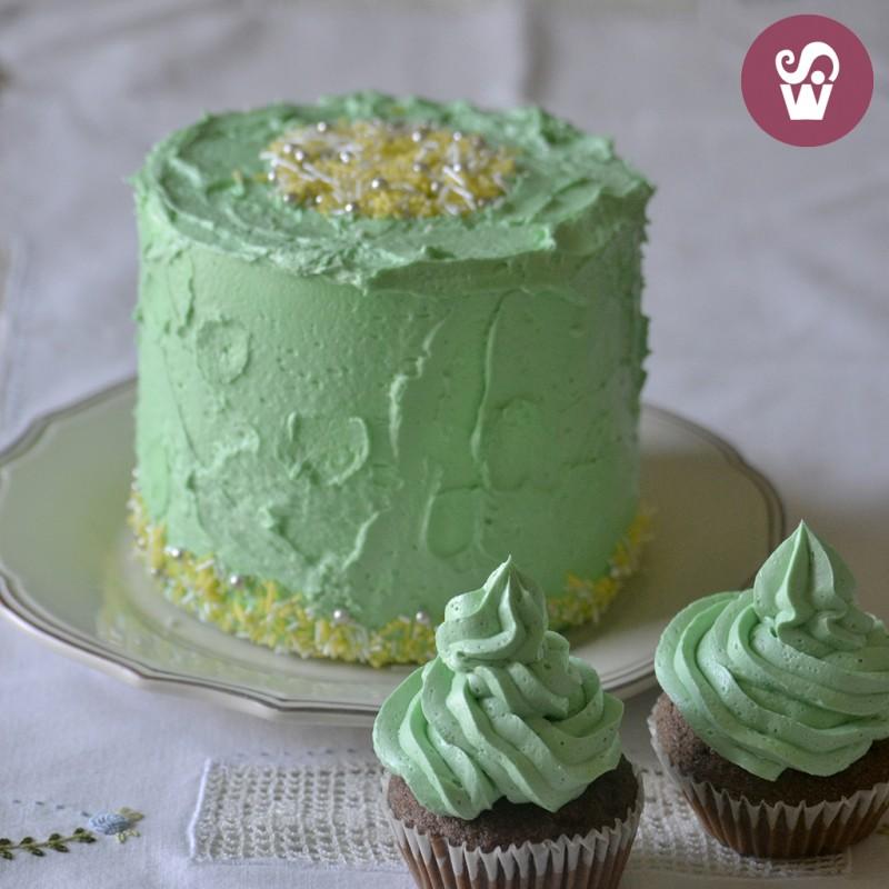 Whirlsensation - Buttercream Menta 250g - Pippas Cakes