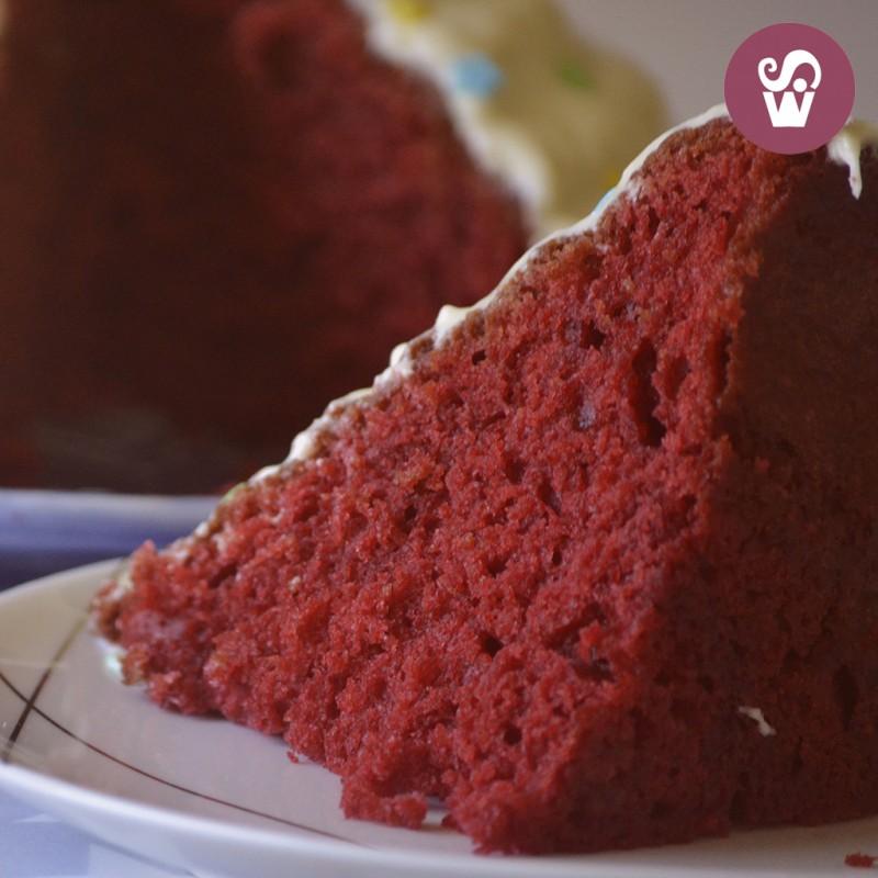 Cake Design Loja Viseu : Whirlsensation - Cake Extra Red 500g - Pippas Cakes